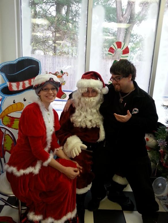 Christmas at DQ 2013