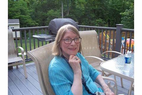 My mother, Elizabeth Jeanne